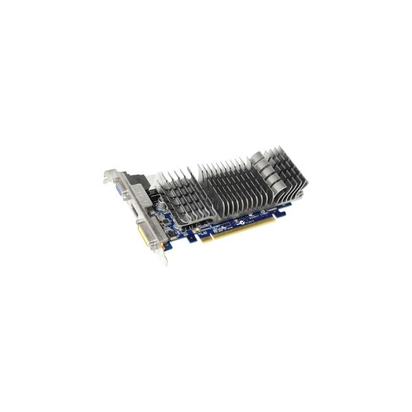 Asus EN210 SILENT/DI/1GD3/V2/(LP) GeForce 210 Graphic Card - 589 MHz Core - 1 GB DDR3 SDRAM - PCI Express 2.0 - Low-profile