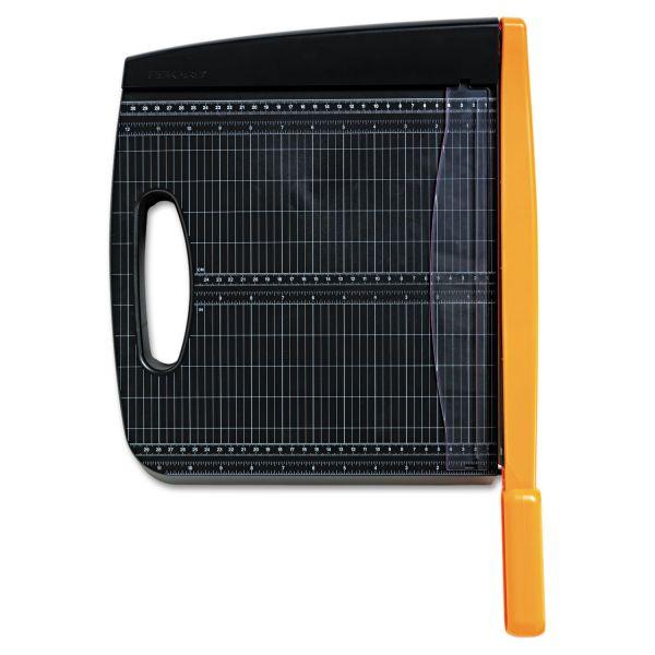 """Fiskars Bypass 12"""" Paper Cutter"""