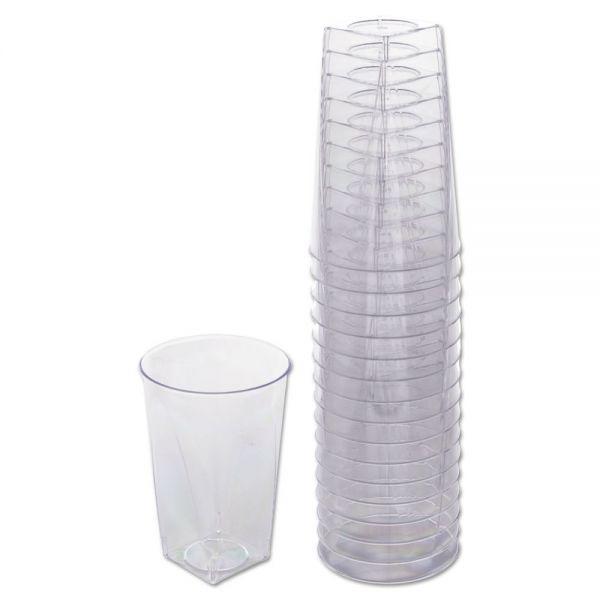 WNA Milan 12 oz Plastic Tumblers