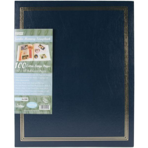 Post Bound Jumbo Memory Scrapbook