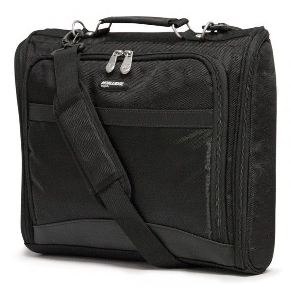 "Mobile Edge Express Carrying Case (Briefcase) for 14.1"" Notebook, Accessories, Ultrabook - Black"