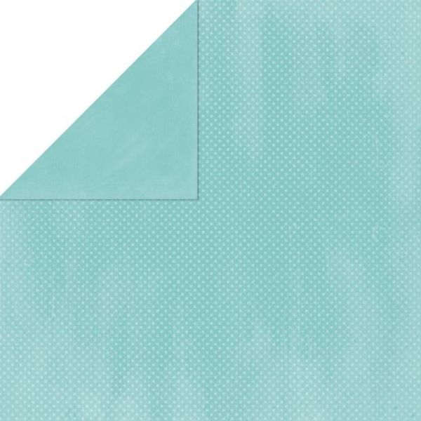 BoBunny Double Dot Double-Sided Textured Cardstock