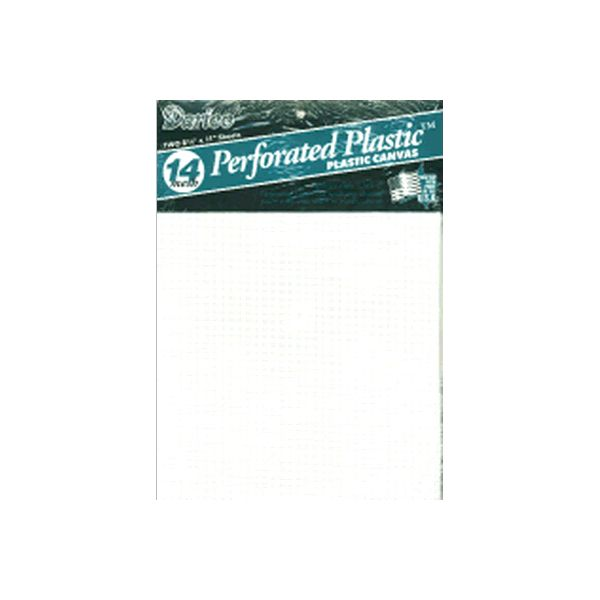 Darice Perforated Plastic Canvas
