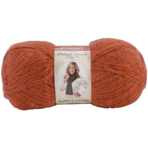 Deborah Norville Collection Alpaca Dance Yarn - Foxy