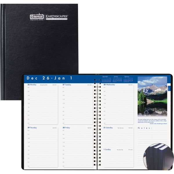 House of Doolittle Earthscapes Weekly Appointment Book
