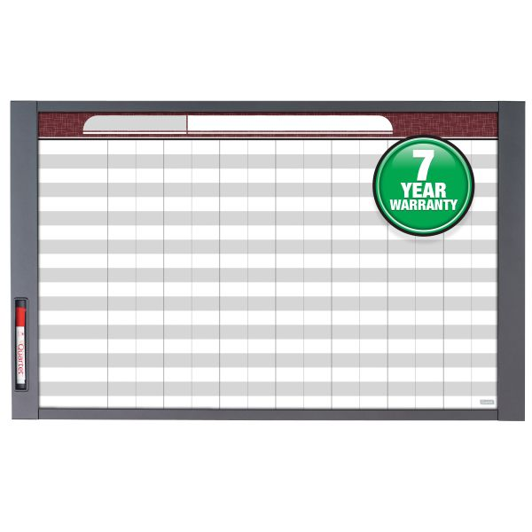 Quartet InView Custom Dry Erase Board