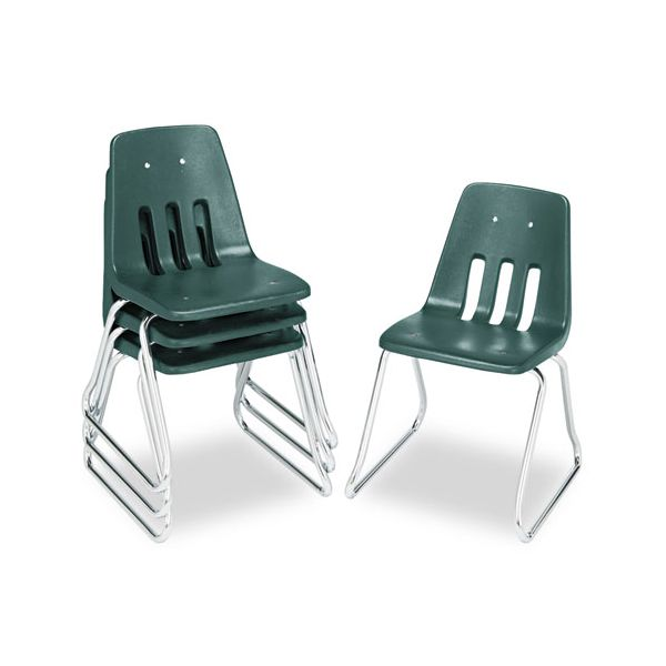 Virco 9600 Series Classroom Plastic Stacking Chairs