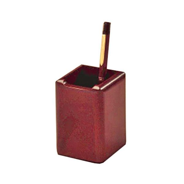 Rolodex Wood Tones Pencil Cup Holders