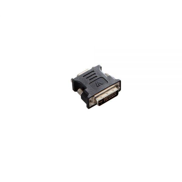 V7 Adapter DVI-I to VGA DVI-I Dual Link/HDDB15 M/F