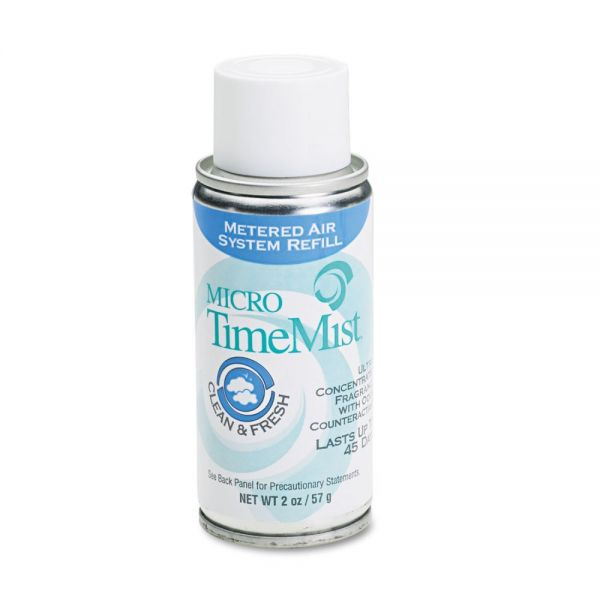 TimeMist Micro Ultra Concentrated Metered Air Freshener Refills