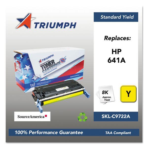 SKILCRAFT Remanufactured HP 641A Toner Cartridge