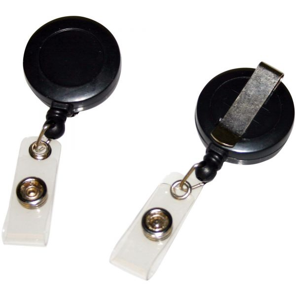 Fellowes Retractable ID Card Reel