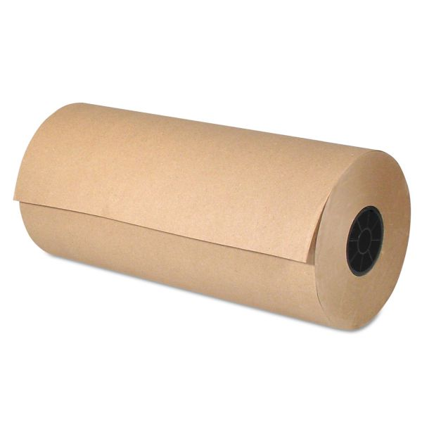 Boardwalk Kraft Paper, 24 in x 425 ft, Brown