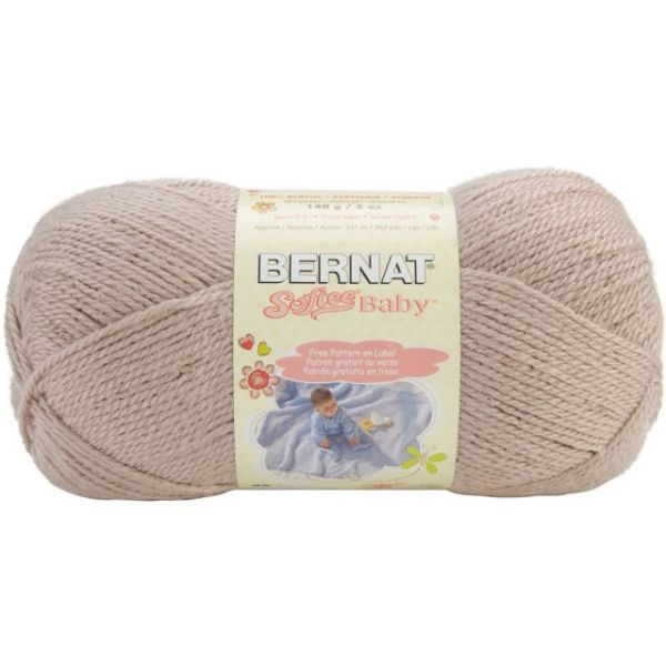 Bernat Softee Baby Yarn - Little Mouse