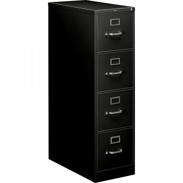 HON 210 Series 4-Drawer Vertical File Cabinet