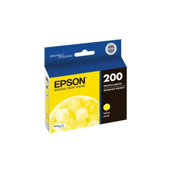 Epson 200 Yellow Ink Cartridge (T200420)
