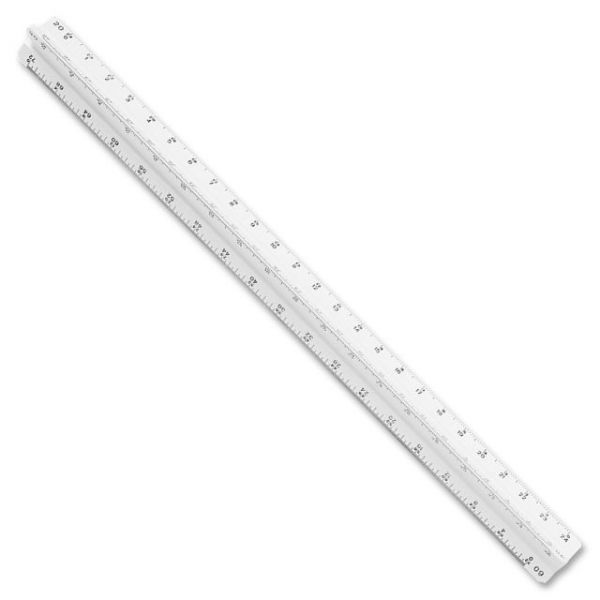 "Staedtler Student Series 12"" Triangular Scale"