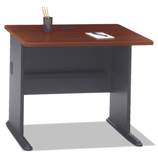 "bbf Series A 36"" Desk by Bush Furniture"