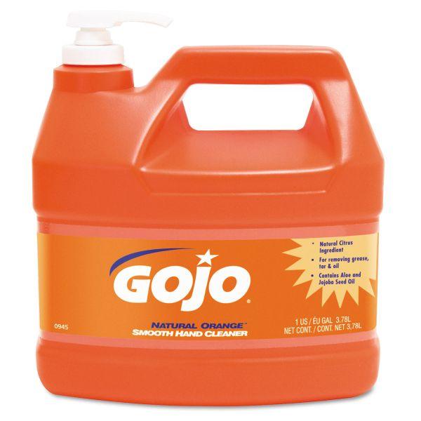 Gojo Natural Hand Soap