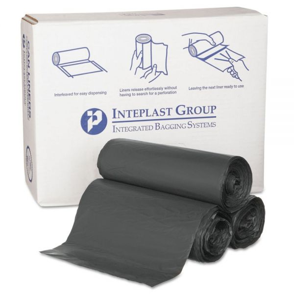 Inteplast Group Commercial 55 Gallon Trash Bags