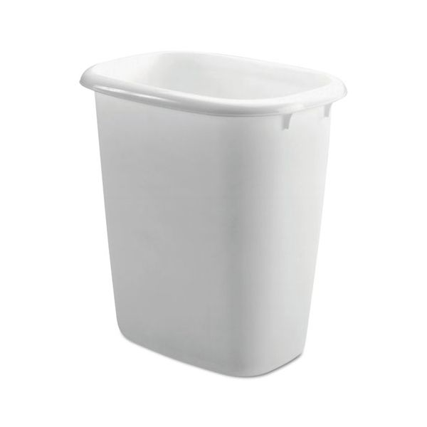 Rubbermaid Oval Vanity 3.5 Gallon Trash Cans