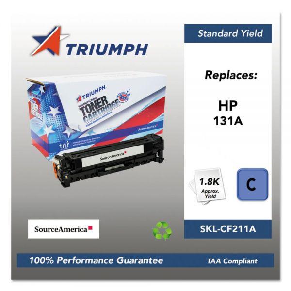 Triumph Remanufactured HP 131A (CF211A) Toner Cartridge
