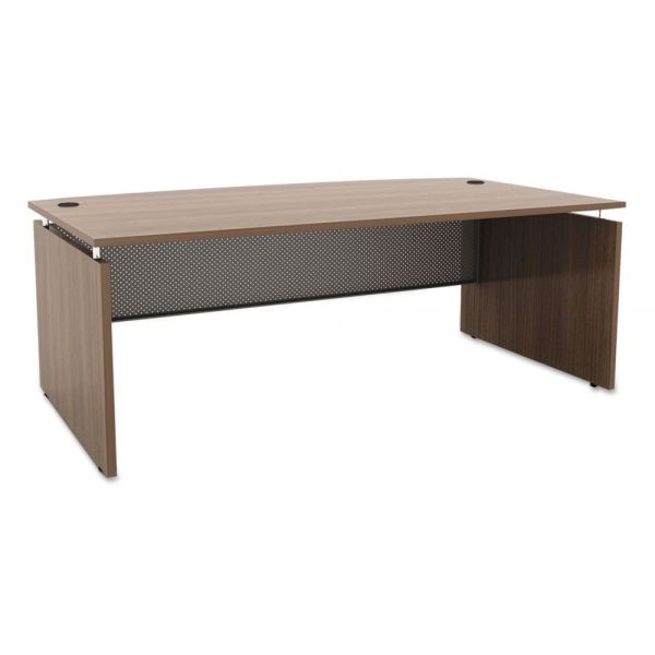 Alera Sedina Series Bow Front Desk Shell