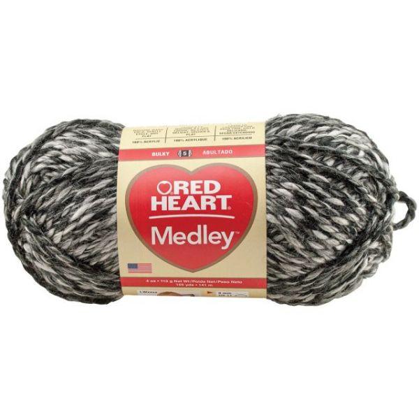 Red Heart Medley Yarn