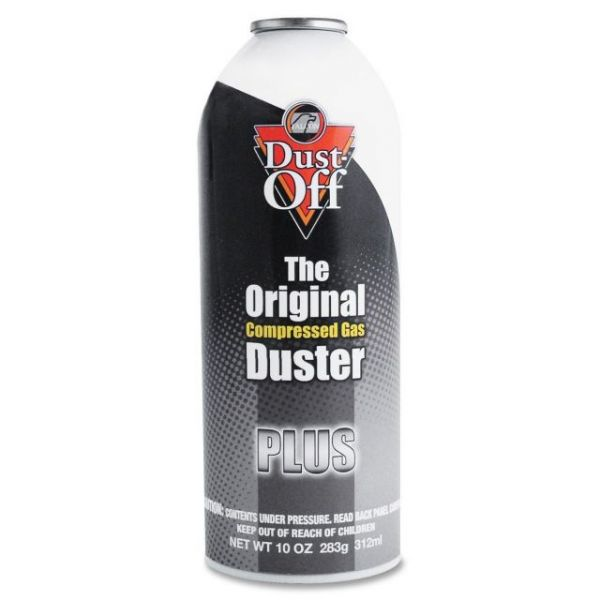 Dust-Off Canned Air Compressed Gas Duster Refill