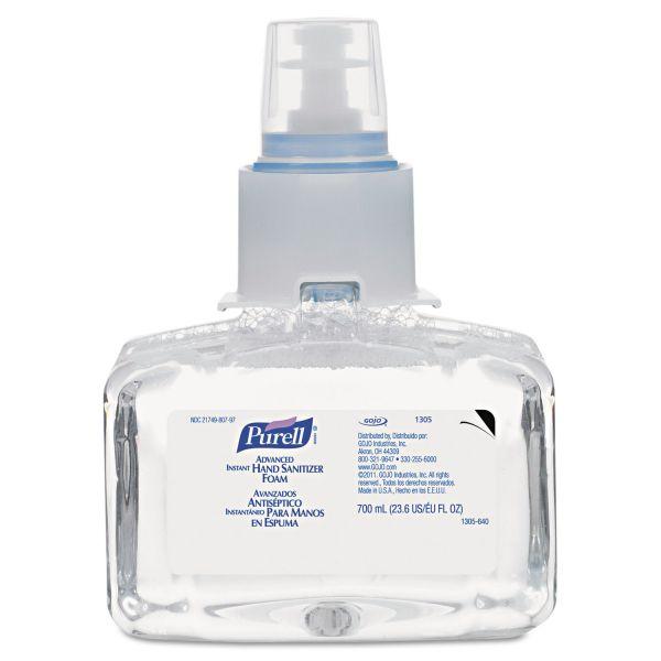 PURELL Advanced Foam Instant Hand Sanitizer Refills