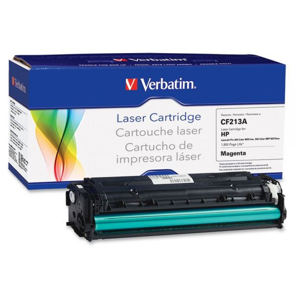 Verbatim Remanufactured HP 131A/131X Toner Cartridge