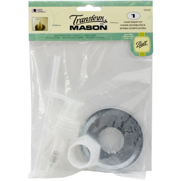Transform Mason Ball Lid Inserts 1/Pkg