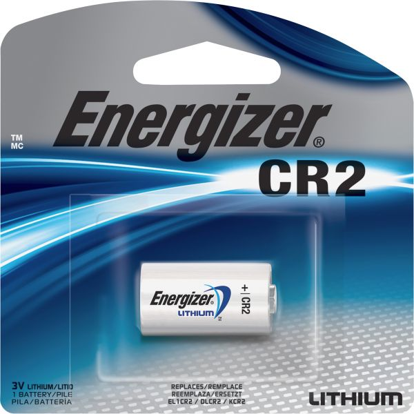 Energizer CR2 e2 3-Volt Photo Lithium Battery