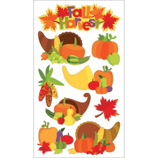 Sticko Harvest Stickers