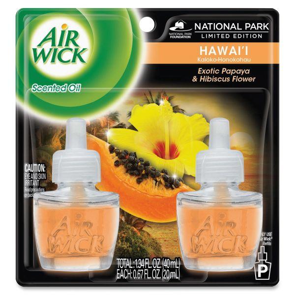 Air Wick Scented Oil Air Freshener Refills