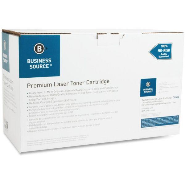 Business Source Remanufactured HP 29X (C4129X) High Yield Toner Cartridge