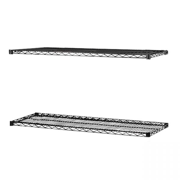 Lorell Extra Industrial Wire Shelves