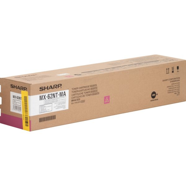 Sharp MX62NTMA Original Toner Cartridge