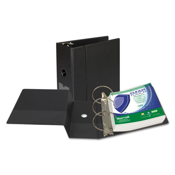 "Samsill Clean Touch 5"" 3-Ring Binder"