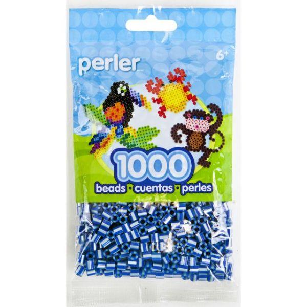 Perler Fun Fusion Striped Beads