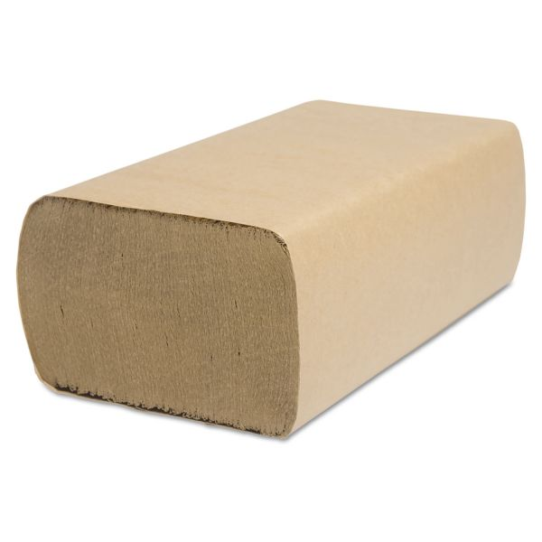 Cascades PRO Select Folded Towel, Multifold, Natural, 9 1/8 x 9 1/2, 250/Pack, 4000/Carton