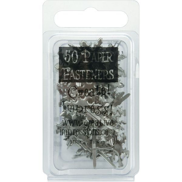 Metal Paper Fasteners 50/Pkg