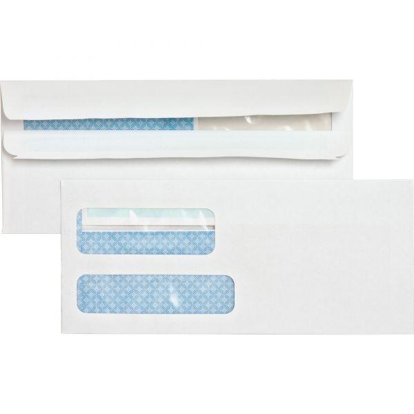 Sparco Double Window Invoice Envelopes