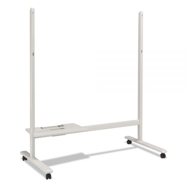 PLUS Floor Stand for M-18 Series and N-314 Electronic Copyboards, Rolling Casters