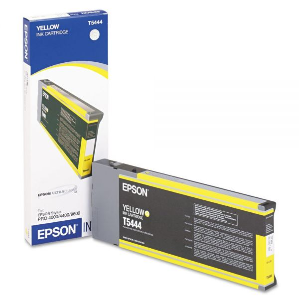 Epson T544400 Yellow Ink Cartridge
