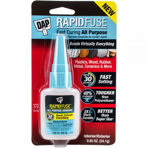 DAP Rapid Fuse All Purpose Glue