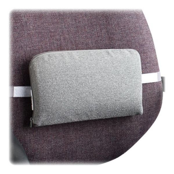 The ComfortMakers Caster Lumbar Support Cushion