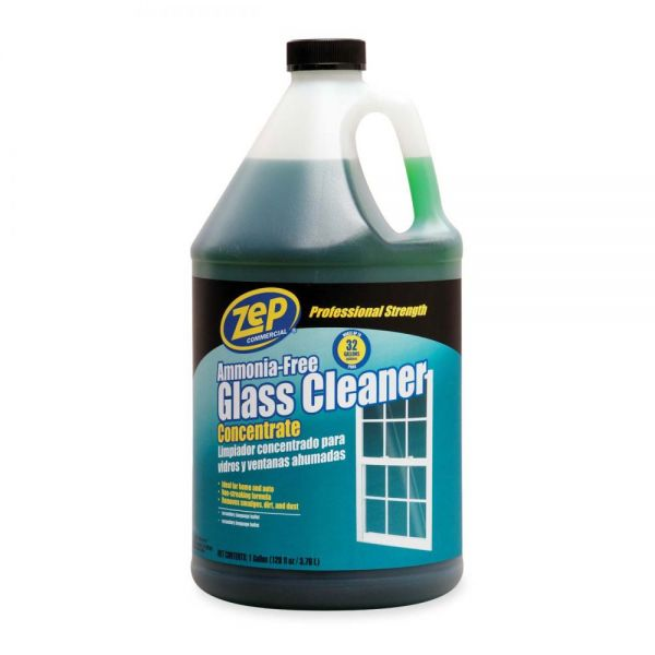 Zep Commercial Glass Cleaner Concentrate