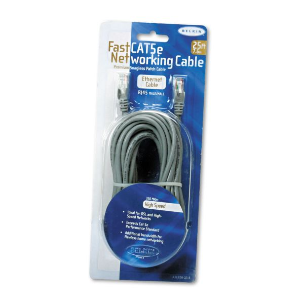 Belkin FastCAT Cat.5e Patch Cable