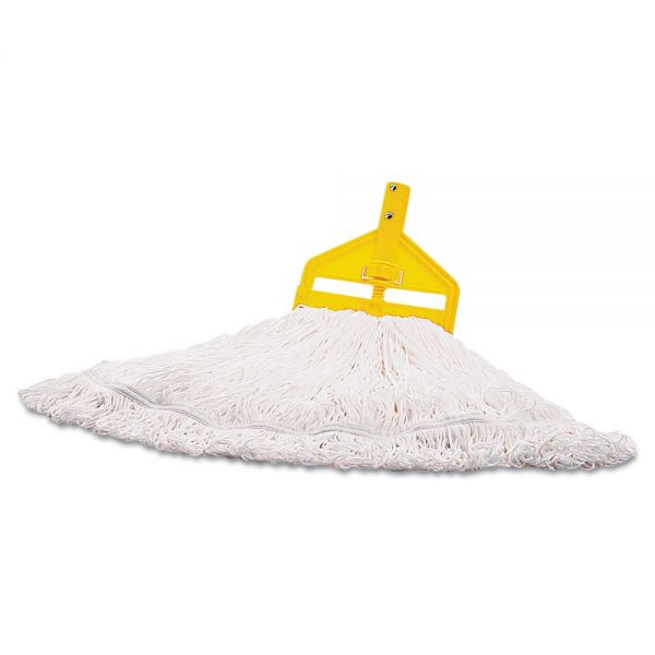 Rubbermaid Nylon Finish Mop Heads